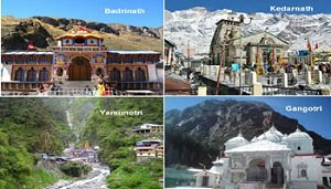 Char Dham Tour Packages in India