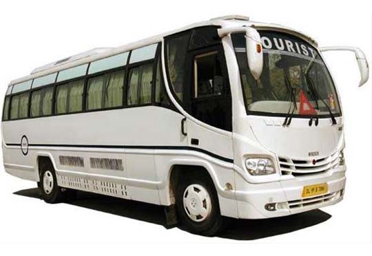 Coach (45 seated) on Rent in Varanasi